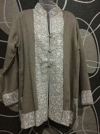 Pashmina Embroidered Jackets
