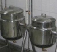 Heavy Duty Milk Vessels