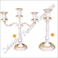 Three Arm Candle Stand