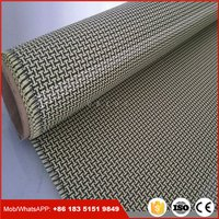 190gsm Carbon Fiber Kevlar Cloth For Paddles