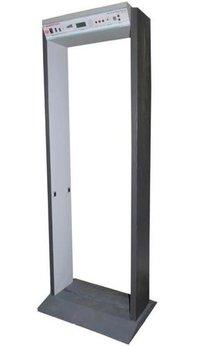 Microcontroller Based Door Frame Metal Detector