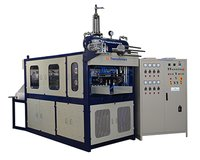 Thermo Glass Forming Machine