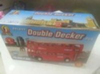 Double Decker Bus - Kids Toys