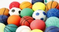 Kids Plastic Ball Sports Toys