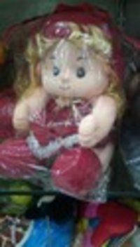 Plastic Baby Doll Toy