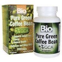 pure green coffee bean extract sverige