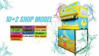 Soda Fountain Machine (10+2 Shop Model)