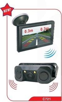 Wireless Reverse Camera + Sensors