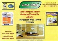 Deco Ultra Tile Adhesive