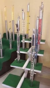 Stainless Steel Acrylic Baluster