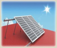 Solar Pitched Roof Racking System