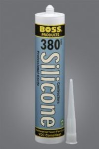 Boss 380 Rv Mobile Home Silicone Sealant