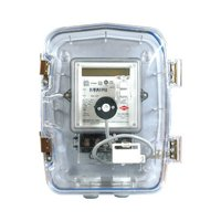 Plastic Meter Cover Boxes