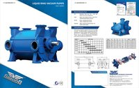 Commercial Liquid Ring Vacuum Pumps
