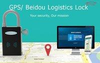 GPS GSM SIM Tracker Padlock T Lock Alerts Security