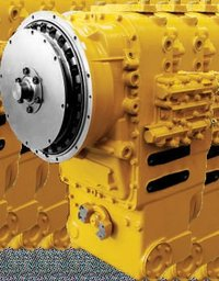 Tt/Trt 2000 Series Transmission (Tyre Handler Application)