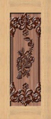 3d Carving Pvc Membrane Door Skin Print