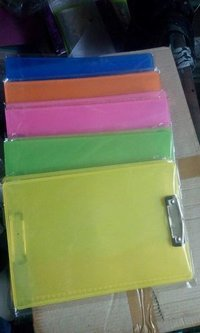 Plastic Unbreakable Exam Pads