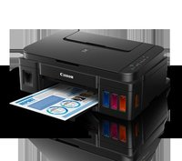 PIXMA G2000 Refillable Ink Tank All-In-One Printer