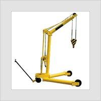 Rigid Portable Jib Cranes
