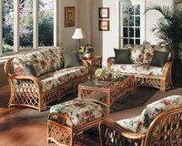 Amour Almada Rattan Sofa Set