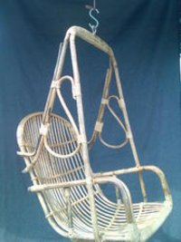 Comfort Seating Hanging Cane Chair