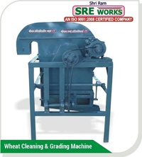 Wheat Cleaning And Grading Machines