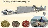 Expanded Aquarium Fish Feed Production Line