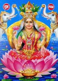 Laxmi Posters Painting