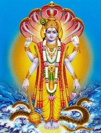 Vishnu Posters Painting