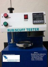 Scuff Proofness Tester