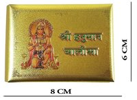 Gold Plated Hanuman Chailisa