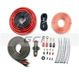 Audio Cable Car Amplifier Wiring Kit