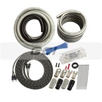 Car Audio Cable Wire Kit