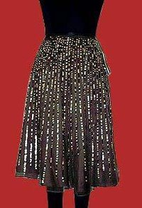Sequins Skirts