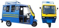 Tuk Tuk Auto Rickshaw Zeal Jumbo - 8+1 Vehicle