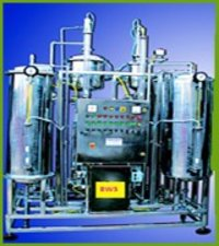 Carbonated Soda Water Plant