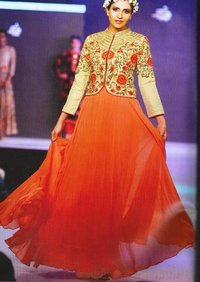 7ad6648e76b Exclusive Party Wear Designer Ladies Gown