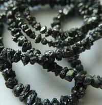 Uncut Diamonds Beads