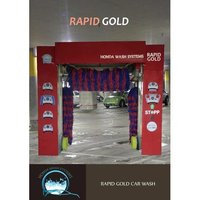 Automatic Roll Over Car Wash Machine