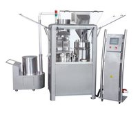 Easy To Use Capsules Filling Machine