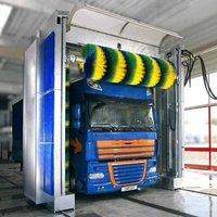 Truck Washing System