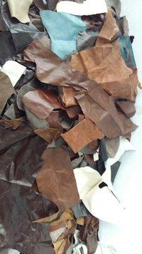 Leather Cutting Scrap