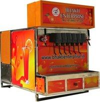 Mobile Soda Fountain Machines