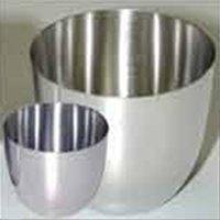 Platinum Micro Crucible