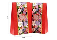 Beautiful Wedding Carton Candy Gift Paper Bag