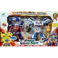 Super Change Robot Toy
