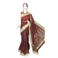 740f7ea2b97 Exclusive Chanderi Silk Saree in New Delhi