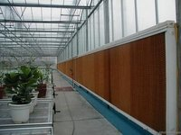 Greenhouse Air Cooling System