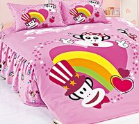 Cotton Premium Quality Single Bedsheet